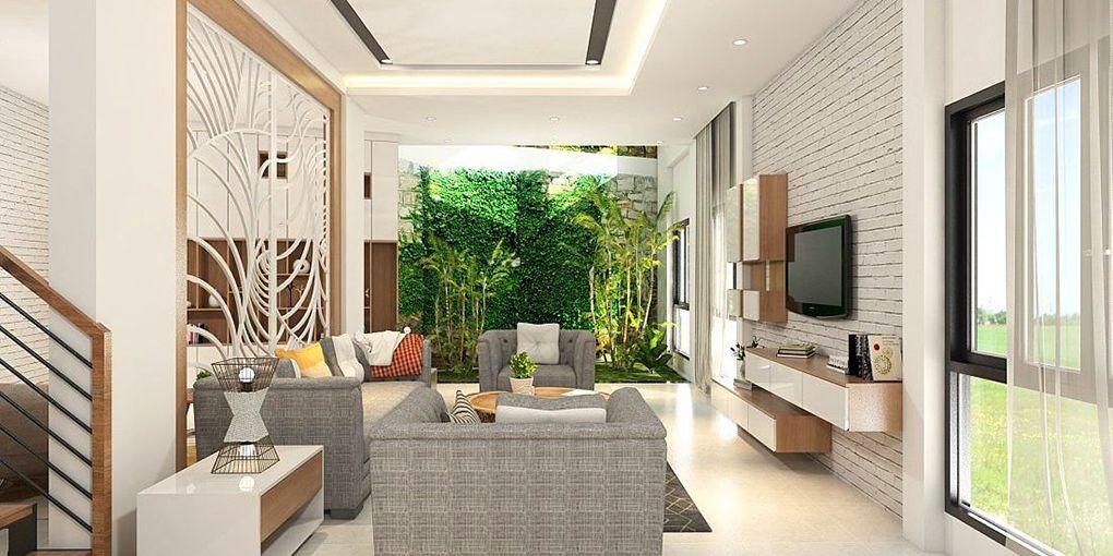 Thiết kế nội thất nhà phố 02