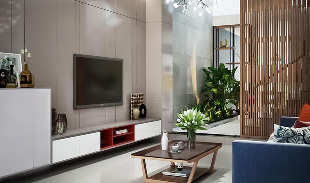 Thiết kế nội thất nhà phố 03
