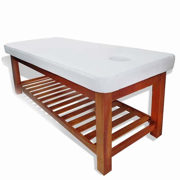 Giường spa gỗ cao cấp