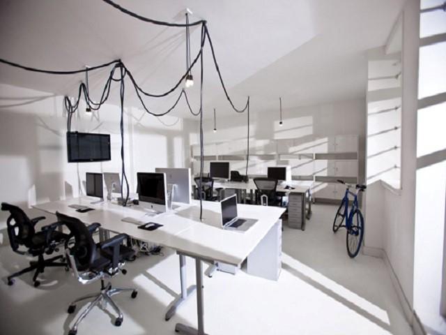 Không gian làm việc ảnh hưởng lớn đến thi công nội thất văn phòng