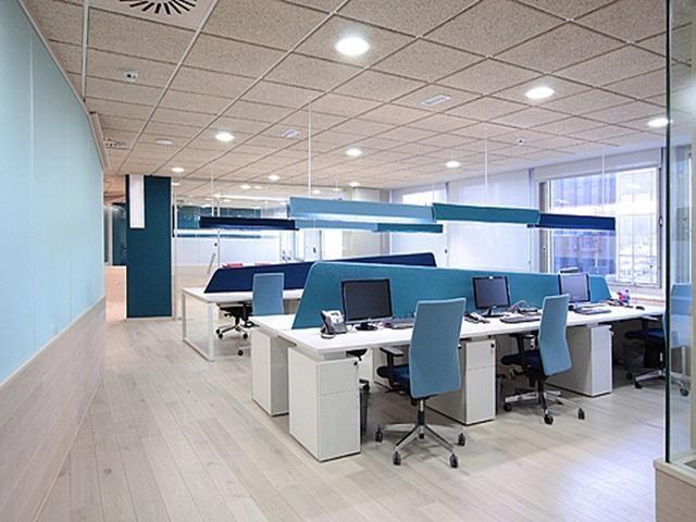 Nên xác định phong cách nội thất văn phòng trước khi thi công