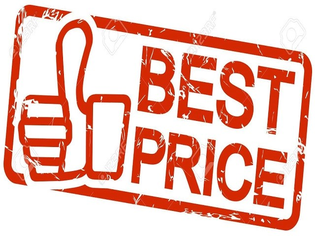 Chúng tôi luôn đưa ra giá thành hợp lý và cạnh tranh nhất thị trường