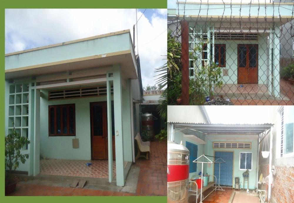 Cải tạo nhà cấp 4 tại huyện Bình Chánh