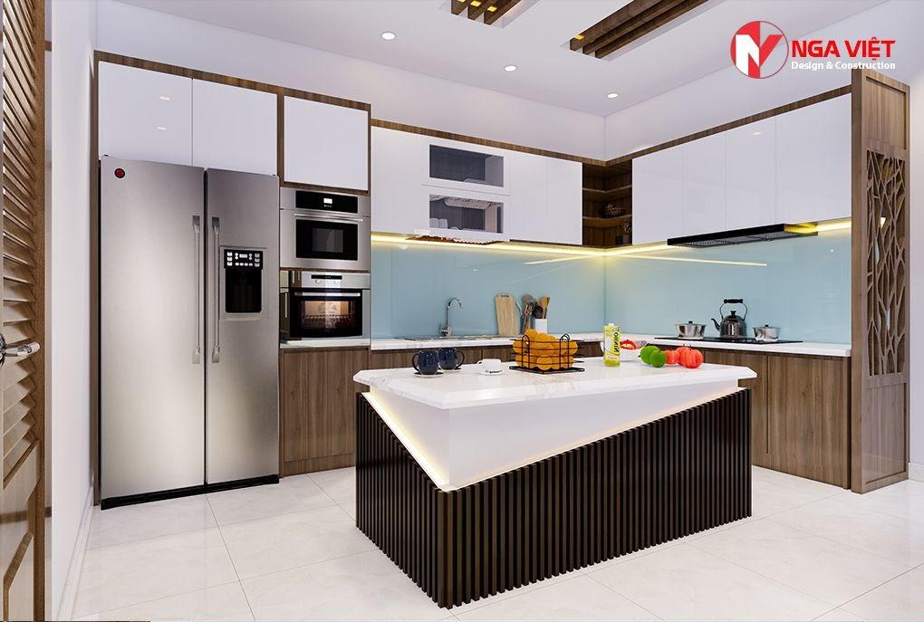 Cải tạo nhà bếp chung cư uy tín tại TpHCM